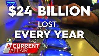 Australia's Gambling Crisis | A Current Affair