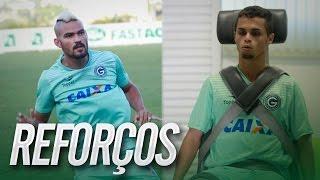 Goiás contrata lateral-direito Tony e atacante Michael