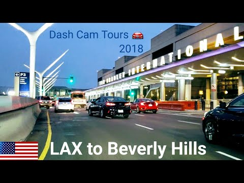 Xxx Mp4 Dash Cam Tours 🚘 Driving From LAX To Beverly Hills 3gp Sex