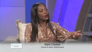 Real Talk with Anele Season 3 Episode 71 - Rami Chuene