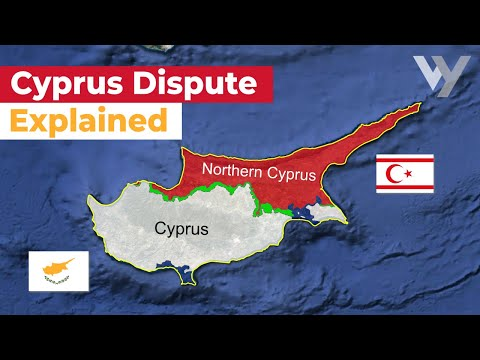 Xxx Mp4 The Unsinkable Aircraft Carrier Cyprus Dispute Explained 3gp Sex