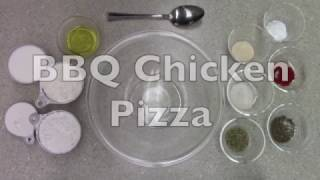 SNAC Recipe: BBQ Chicken Pizza