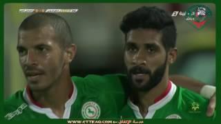 هدف الإتفاق السعودي  الاول على الإسماعيلي المصري - بطولة تبوك الدولية الثانية 2017