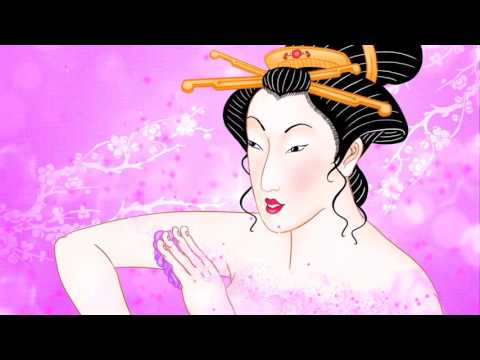 Shunga Erotic Art – Lovebath