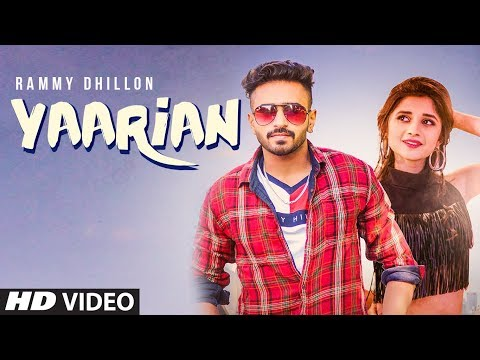 Xxx Mp4 YAARIAN Video Song Rammy Dhillon Ft Kanika Maan New Punjabi Song 2018 T Series 3gp Sex