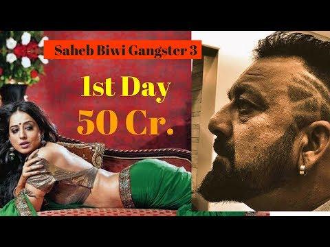 Xxx Mp4 Saheb Biwi Aur Gangster 3 1st Day Box Office Collection Prediction 3gp Sex