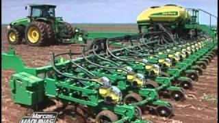 Reportagem: plantadeira DB da John Deere