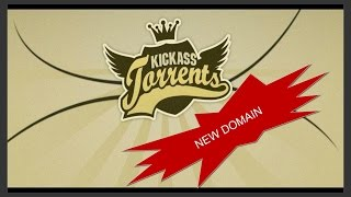 kickass torrent is back in a new domain out 2016 updated