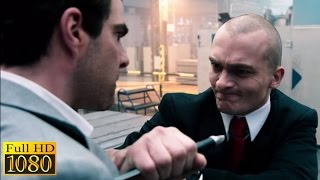 Hitman Agent 47 (2015) - Agent 47 Vs John Smith | Factory Fight Scene (1080p) FULL HD