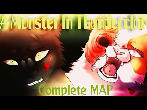 Xxx Mp4 Monster In Thunderclan COMPLETE MAP 3gp Sex