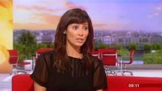 Natalie Imbruglia Male BBC Breakfast 2015