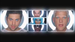Daft Punk - Pentatonix HD 1080p( Lyrics+ Download)