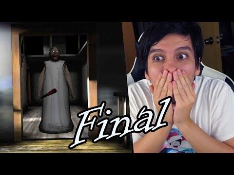 HE CONSEGUIDO ABRIR LA PUERTA !! FINAL ÉPICO - Granny (Horror Game)