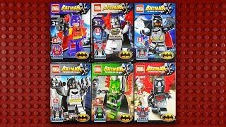 LEGO Batman Minifigures (knock-off) PIN BA 0179E