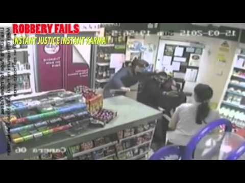 Robbery Fails Instant Karma compilation and instant justice Ultima Chapter 19