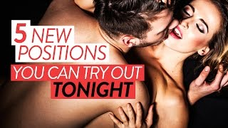 5 New Doggy-Style Sex Positions To Try Tonight