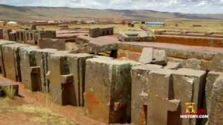 The Mysterious And Intriguing Ruins Of Tihuanaco And Puma punku