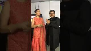 Madhuri Dixit At The Filmfare Marathi Awards 2017
