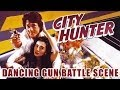 Download Video Download Jackie Chan: City Hunter (4/4) Dancing Gun Battle (1993) HD 3GP MP4 FLV