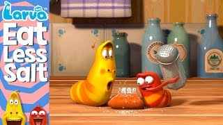 [Official] Eat Less Salt - Special Videos by Animation LARVA