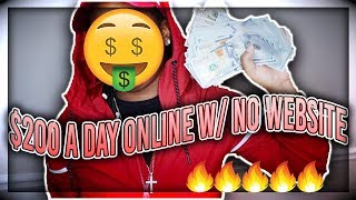 Make $200/Day Online w/ No Website Affiliate CPA Marketing Beginner Training