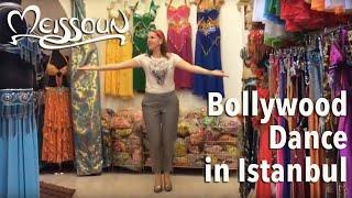 Piya Ke Bazaar in Istanbul - Bollywood Dance by MEISSOUN