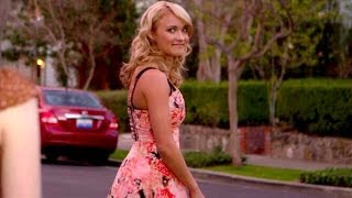 Emily Osment on the Set KISS ME |NEW MOVIE 2014| BÉSAME HD