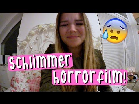 Xxx Mp4 Julia 17 Weint Wegen Horrorfilm BeautxVlogs 3gp Sex