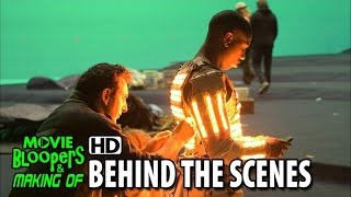 Fantastic Four (2015) Behind the Scenes