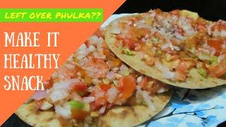 Masala Khakhra | Phulka/Roti Khakhra | Healthy Snack
