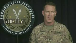Iraq: US Army says ISIS 'losing grip' on Raqqa but not abolished