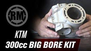 KTM 300cc Big Bore Kit