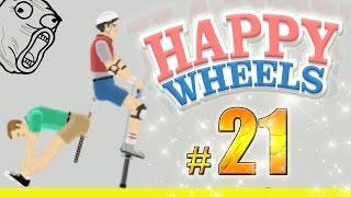UNION DE TRASEROS!! - Happy Wheels: Episodio 21 | Fernanfloo