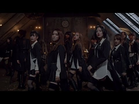 【MV full】 UZA -Dance ver.- / AKB48[公式]