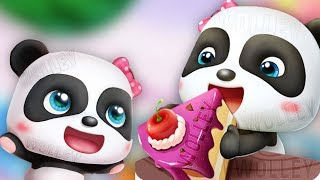 Baby Panda Kids Games - Bakery Shop Fun Children Kitchen Cooking Games For Children by BabyBus