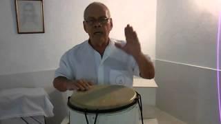 Vídeo Aula Teologia de Umbanda Toques e Ritmos Atabaque (a)