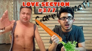 CARRYMINATI LOVE DEEPAK KALAL || LOVE SECTION #377 DEEPAK KALAL