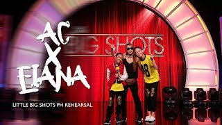 Little Big Shots Eiana x AC Rehearsal  [Jobel Dayrit Choreography | G-Force ]
