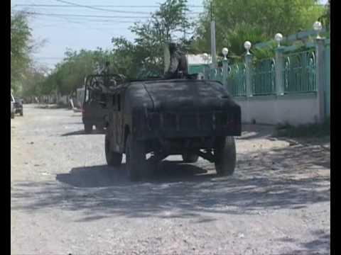 Protagonizan militares balacera en Reynosa