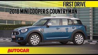 2018 Mini Countryman | Exclusive India Drive | Autocar India