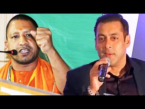 Xxx Mp4 Yogi Adityanath Backs Salman Khan Over Ban On Pakistani Actors 3gp Sex