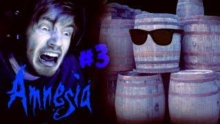 WHY I HATE BARRELS! - Amnesia: Custom Story - Part 3 - Baldo's Discovery