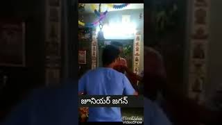 Man Imitating Like Jagan Anna He Lives In The Acting Like Him