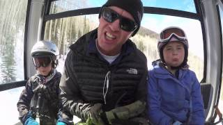 Forcing My Kids To Ski, by Lif' Ticket