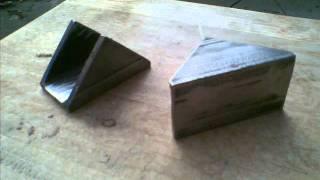 Homemade Mountainboard