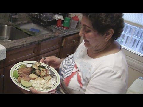 Angelo's Mom Makes Pork Tenderloins and Home Fries