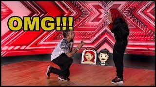 """Top 7 """"BEST PROPOSALS"""" on Got Talent and X FACTOR"""