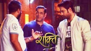 Salman Khan PROMOTES Bigg Boss 10 On SHAKTI Serial Colors Tv