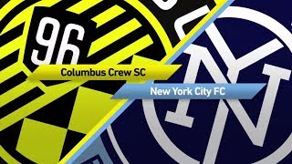 HIGHLIGHTS | NYCFC vs. Columbus | 10.31.17