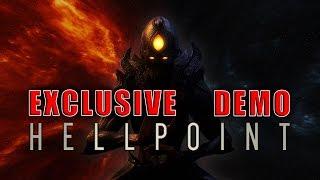 Dark Souls IN SPACE! Hellpoint!